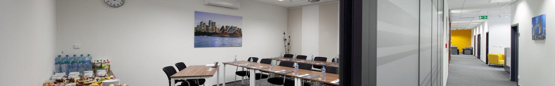 Zasedací místnost Sydney